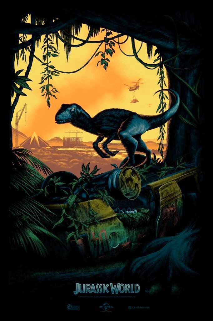 «Мир Юрского Периода» («Jurassic World»)