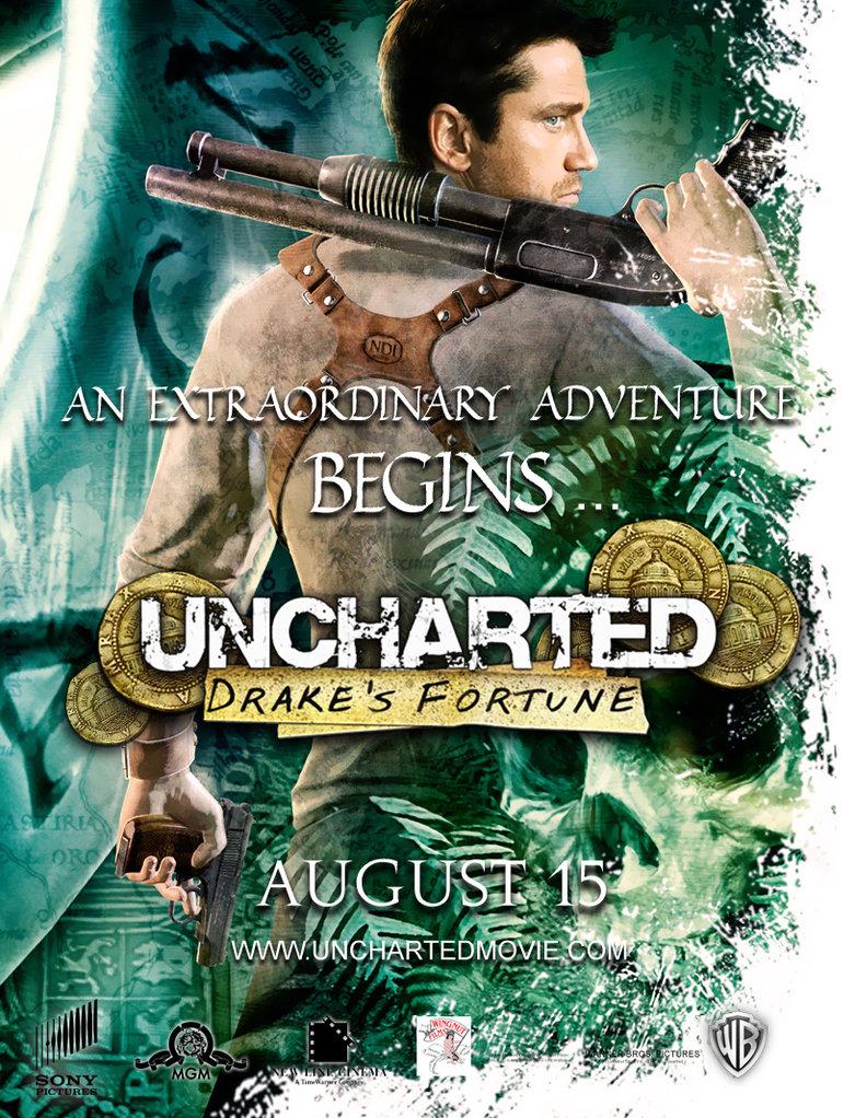 «Uncharted»