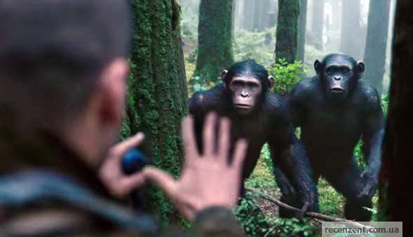 Кадры из фильма: Планета обезьян - Революция (Dawn of the Planet of the Apes)