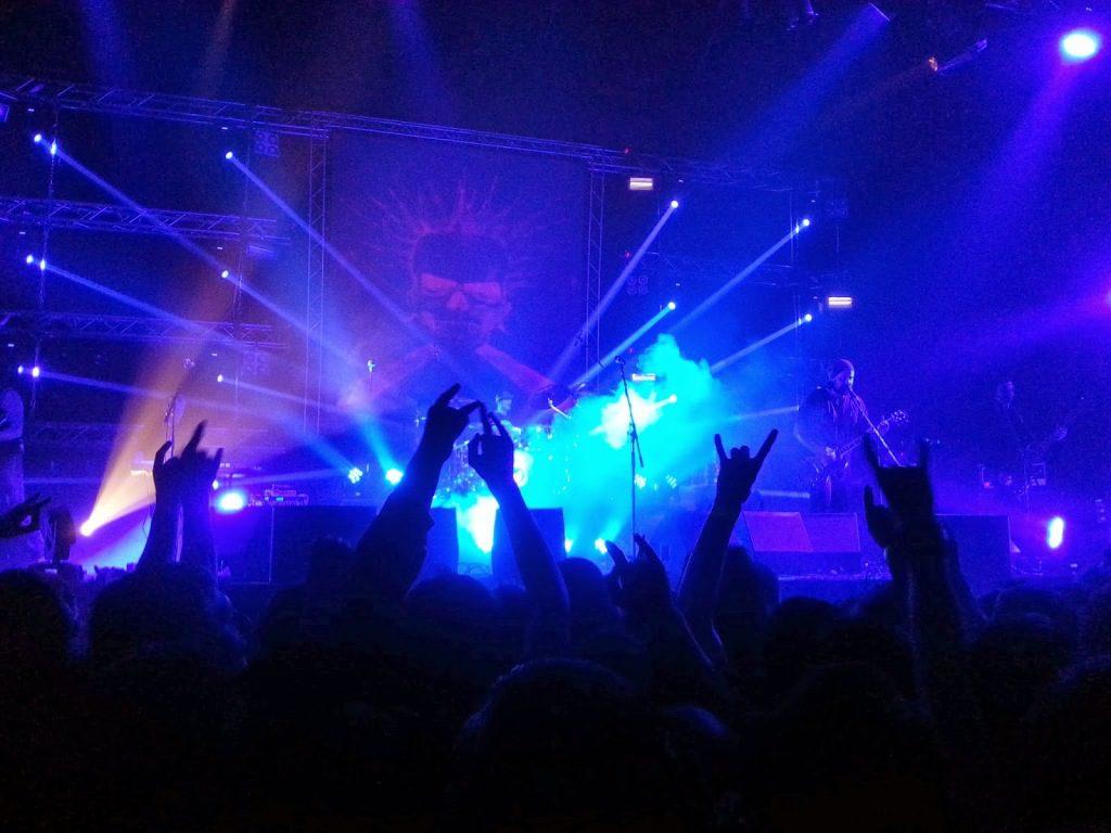 Концерт группы Король и Шут в Киеве (02.11.2013)