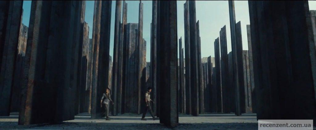 Кадры из фильма: Бегущий в лабиринте (The Maze Runner) - 2014