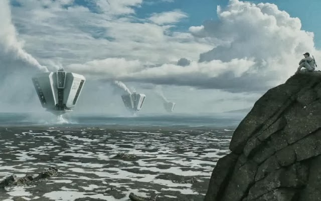 Кадры из фильма: Обливион (Oblivion) -2013