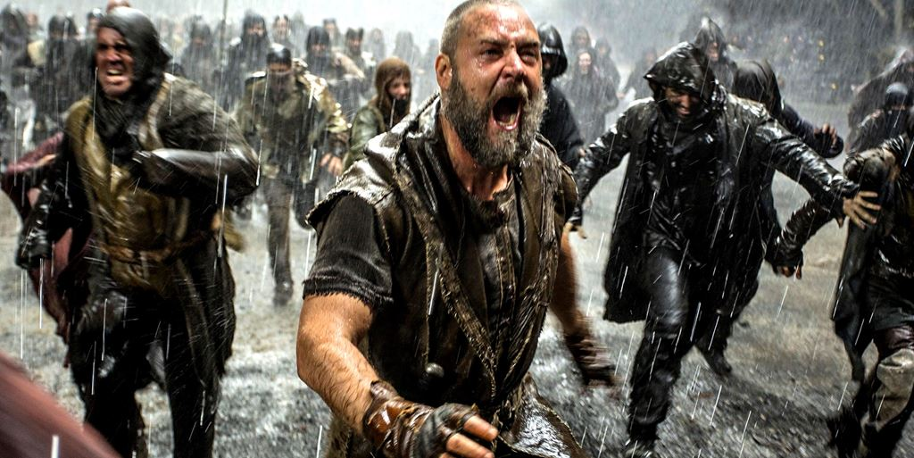 Кадры из фильма: Ной (Noah) - 2014