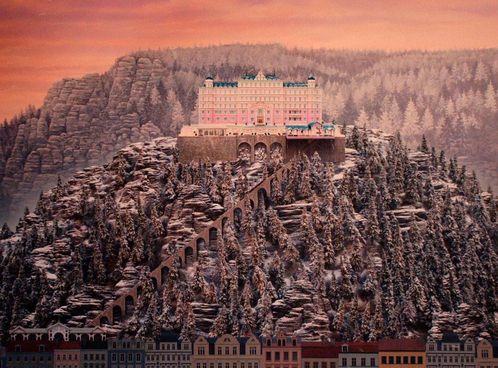 Кадры из фильма: Отель «Гранд Будапешт» (The Grand Budapest Hotel) - 2014