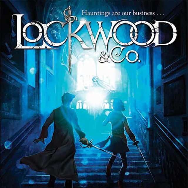 Джонатан Срауд - Локвуд и компания - Кричащая Лестница (Lockwood & Co. The Screaming Staircase by Jonathan Stroud) - обзор книги