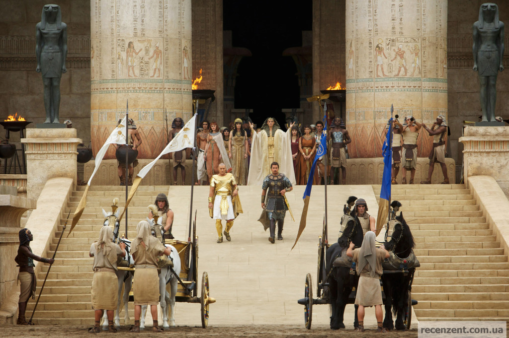 Кадры из фильма: Исход: Цари и Боги (Exodus: Gods and Kings). Обзор и рецензия на фильм.