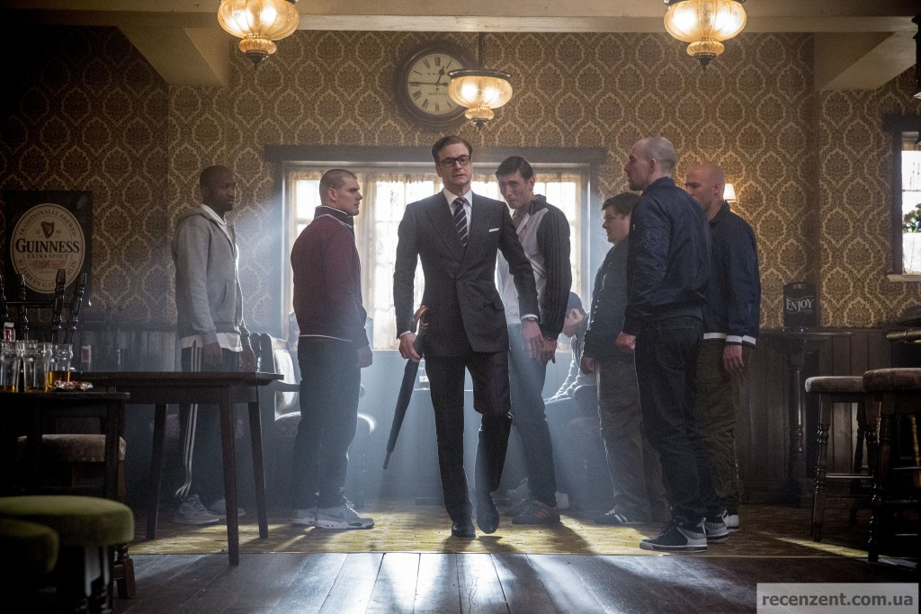 Кадры из фильма: Kingsman: Секретная служба (Kingsman: The Secret Service) Обзор и рецензия на фильм.