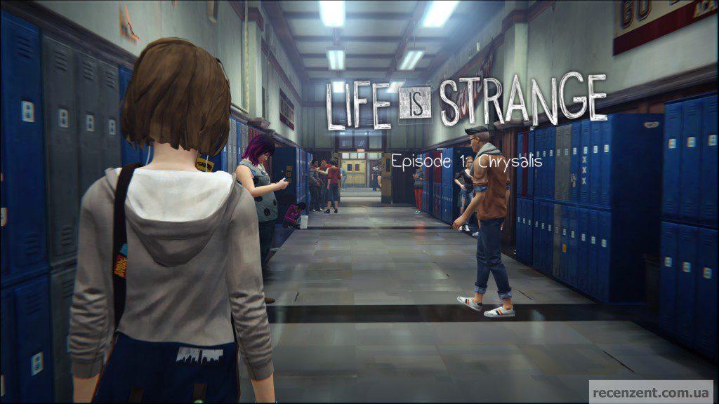 Рецензия на игру Life is Strange: Episode 1 - «Chrysalis». Оценка, отзывы, плюсы, минусы, обзор, трейлер, ролик и скриншоты