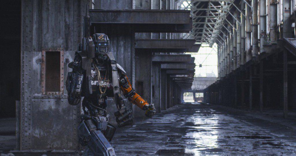 Кадры из фильма: Робот по имени Чаппи (Chappie). Обзор и рецензия на фильм.