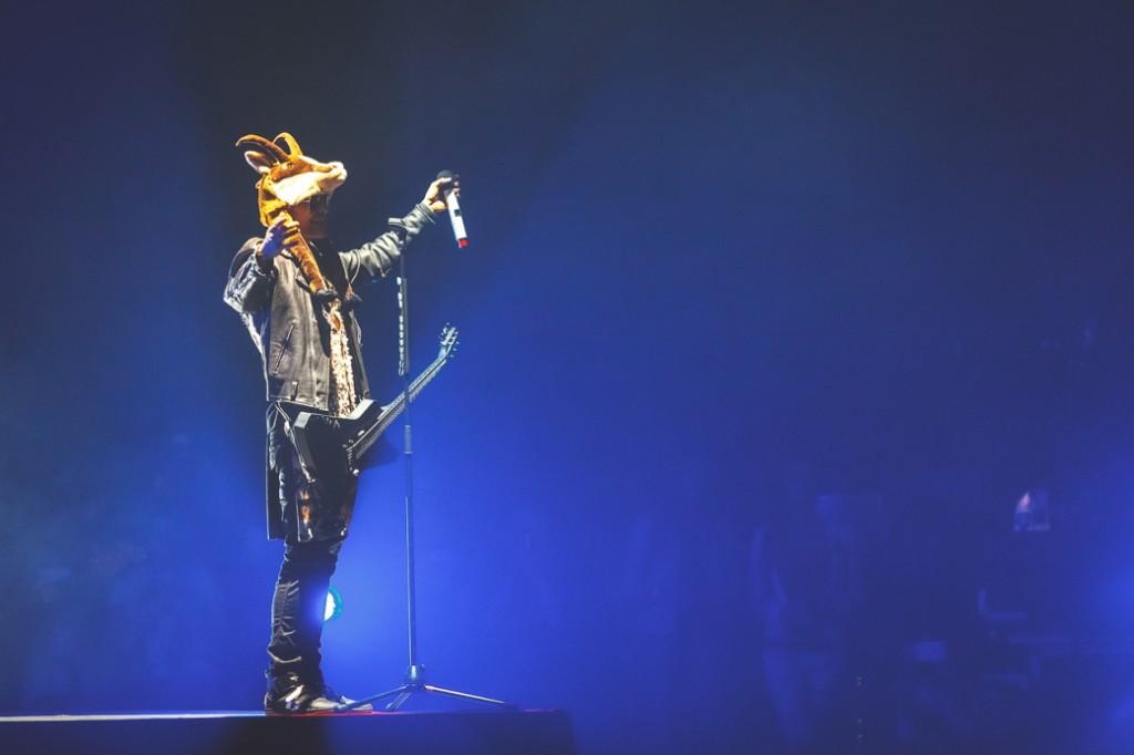 Концерт группы 30 Seconds to Mars (Киев 06.05.2015), обзор, фото, видео, отчёт с концерта