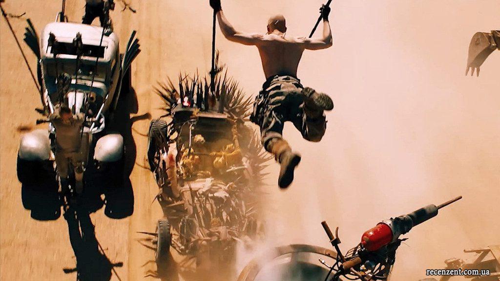 Кадры из фильма:Безумный Макс: Дорога ярости (Mad Max: Fury Road). Обзор и рецензия на фильм.