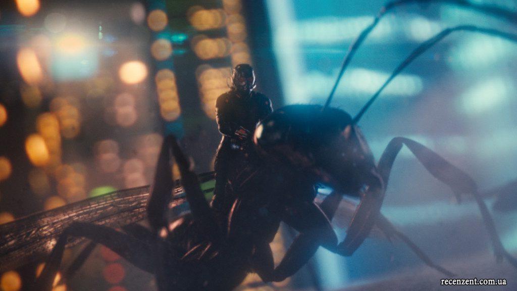 Обзор фильма Человек муравей (Ant Man) 2015. Рецензия, оценка, кадры, трейлер, плюсы, минусы, вывод
