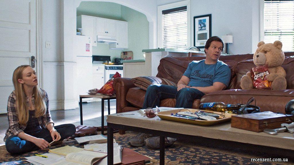 обзор фильма Третий лишний 2, тэд 2, ted 2, фоток, картинки, видео, рецензия, отзывы, смотреть онлайн бесплатно