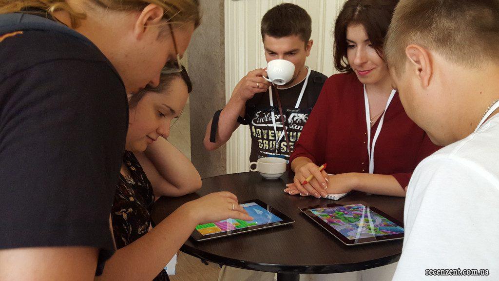 GetIT 2015 в Одессе. Репортаж, выставка, обзор, Unity, iLogos