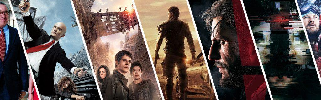 Анонсы сентября 2015. какие фильмы выйдут в сентябе, что стоит посмотреть, релизы игр, выход книг, события, что посетить