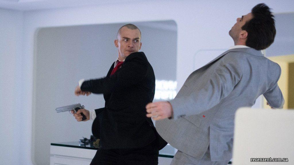 Обзор фильма Хитмен: Агент 47 (Hitman: Agent 47) - плюсы, минусы, мнение, оценка, рецензия, 2015, игра, фильм по игре, recenzent.com.ua, recenzent