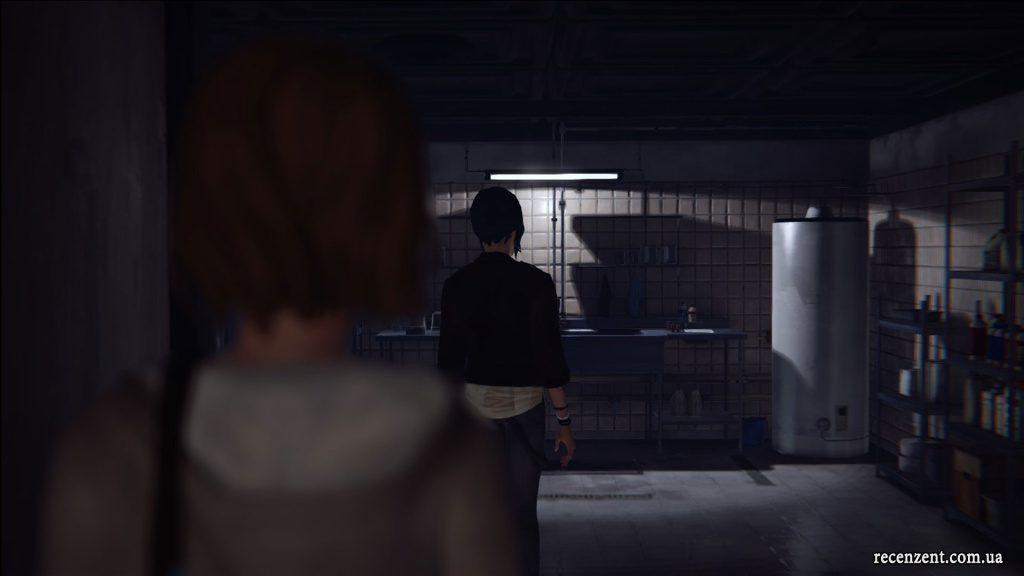 Обзор игры Life is Strange: Episode 4 - «Dark Room» от французской студии Dontnod Entertainment. Издатель: Square Enix Жанр: Квест, Приключения, Экшен Дата выхода: 25.07.2015 Платформы: PC, PS3, PS4, Xbox 360, Xbox One Metacritic: 81 из 100. Оценка, плюсы, минусы, отзывы, Рецензент (recenzent.com.ua)