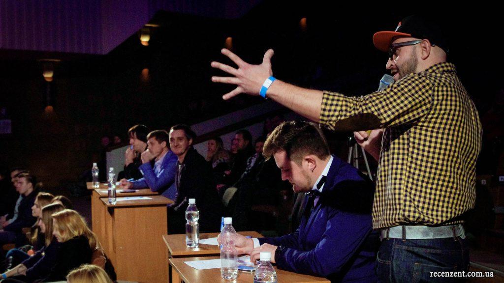 """Обзор """"Лига Смеха. Кубок Киева"""" Обзор сайта Рецензент (recenzent.com.ua)"""