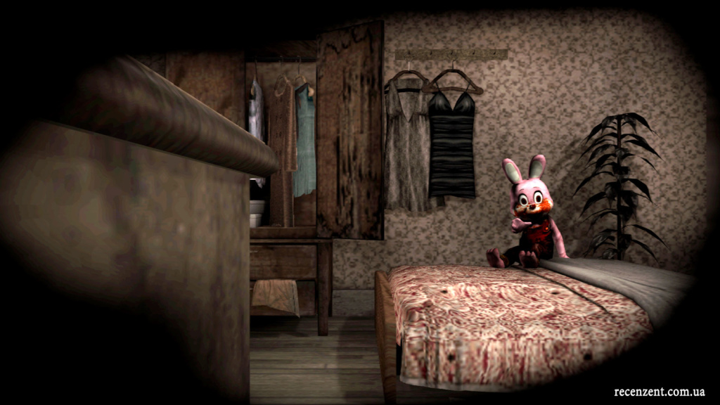 Обзор книги Георгия Старкова - Квартира 302. Sillent Hill 4 The Room. Рецензент (recenzent.com.ua)