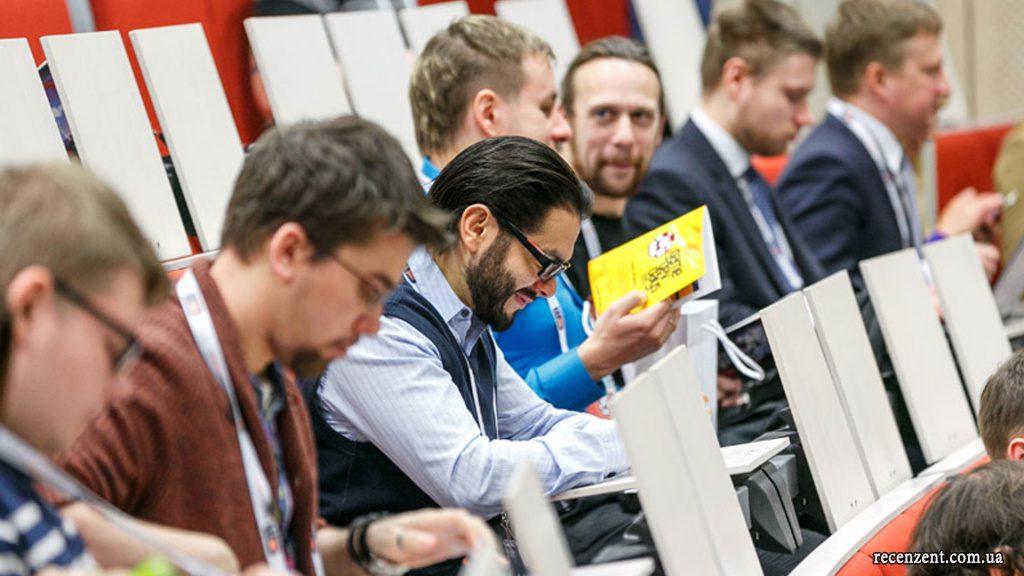 Анонс конференции Game Dev Days 2016 от сайта Рецензент (recenzent.com.ua)
