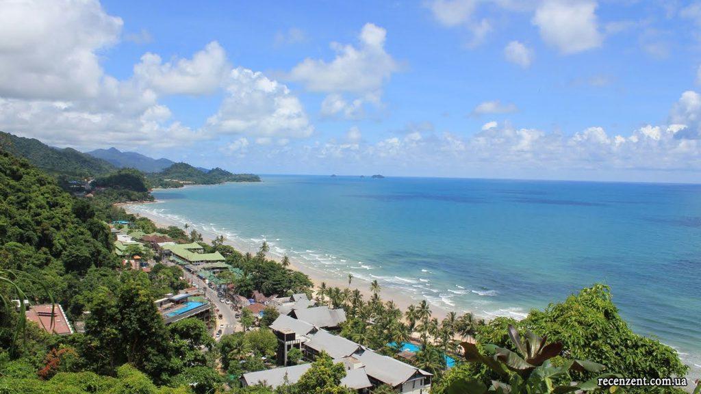 Тайланд - остров Ко Чанг (Koh Chang)