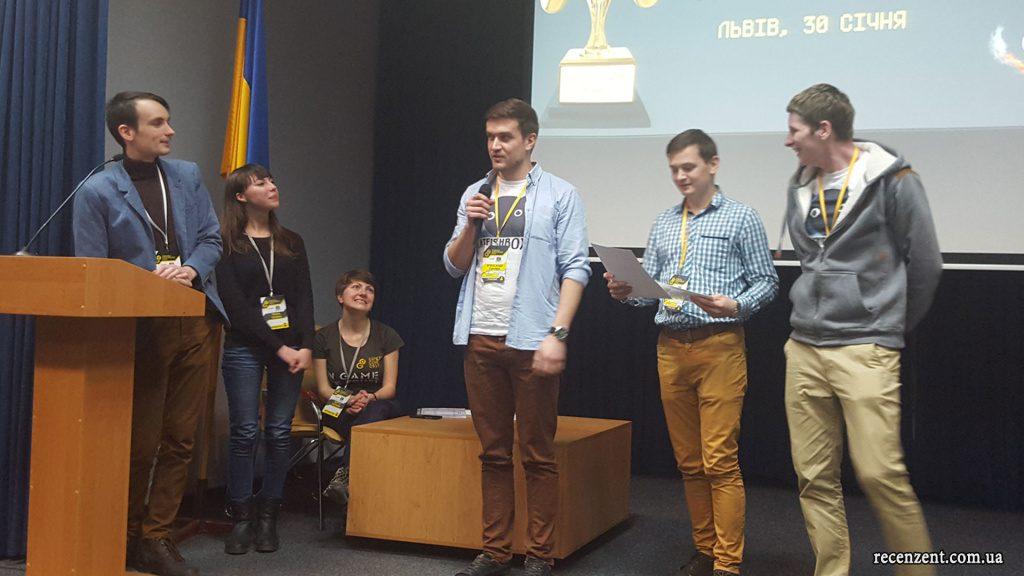 Обзор конференции GameDev Conference 2016 во Львове. Результаты награждения Yodo Game Award. Рецензент (recenzent.com.ua)
