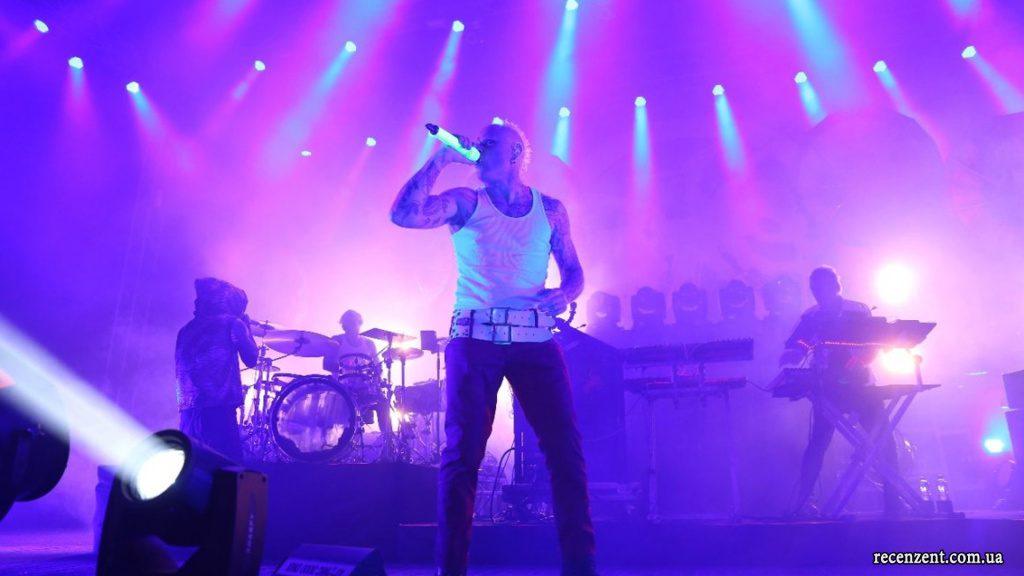 Концерт The Prodigy в Киеве (12.04.2016)