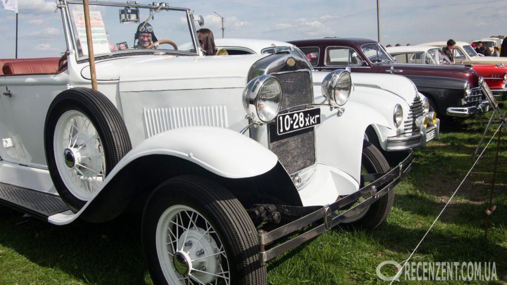 Обзор фестиваля Old Car Land 2016 от сайта Рецензент (recenzent.com.ua)