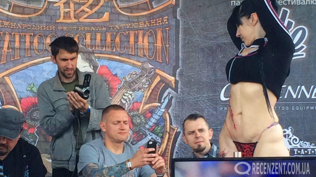 Фестиваль татуировок Tattoo Collection 2016 в Киеве на арт-заводе Платформа. Обзор сайта Рецензент (recenzent.com.ua)