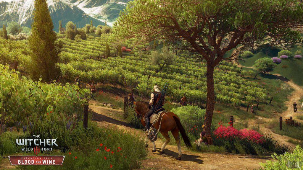 Название: Ведьмак 3: Кровь и Вино (Witcher 3 Wild Hunt: Blood and Wine) Разработчик: CD Projekt Red Издатель: CD Projekt Red Жанр: RPG Дата выхода:  31.05.2016 Платформы: PC, PS4, Xbox One. Обзор сайта Рецензент (recenzent.com.ua)