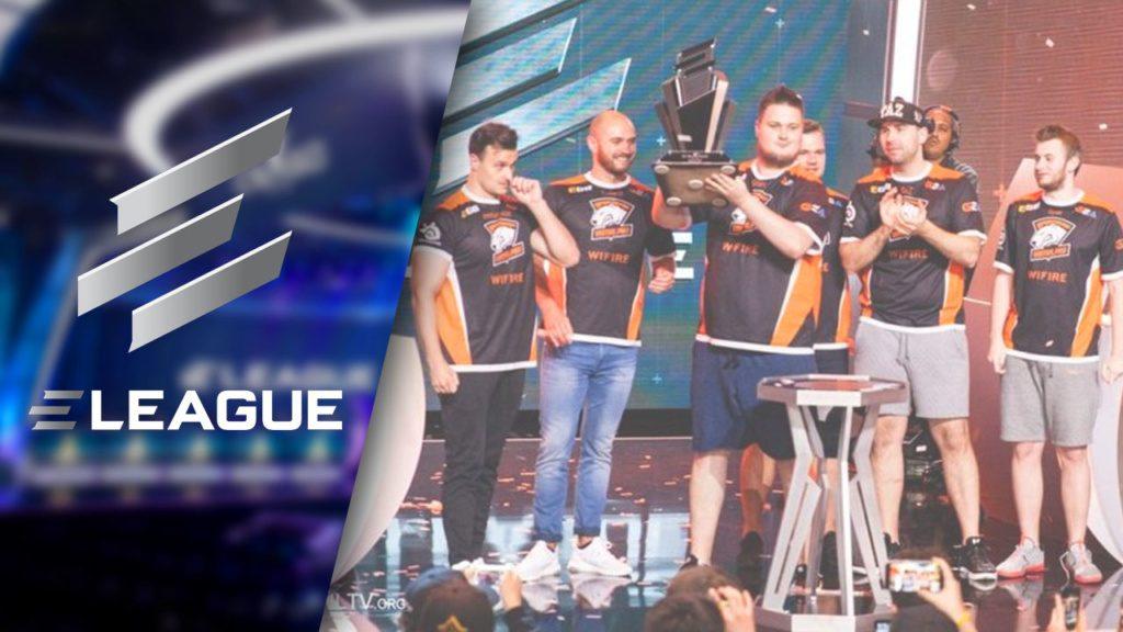 E-LEAGUE Season 1 - опервый в истории, самый длинный чемпионат по CS:GO. Обзор всех событий, групп и победителей читайте на сайте Рецензент!